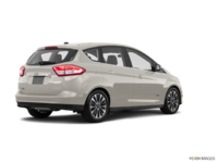 2017 Ford C-MAX ENERGI TITANIUM | Photo 2 | White Gold