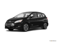 2017 Ford C-MAX ENERGI TITANIUM | Photo 3 | Shadow Black
