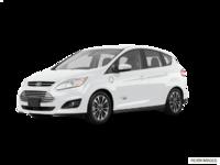 2017 Ford C-MAX ENERGI TITANIUM | Photo 3 | White Platinum