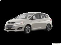 2017 Ford C-MAX ENERGI TITANIUM | Photo 3 | White Gold
