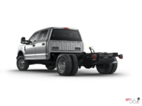 2017 Ford Chassis Cab F-350 XLT | Photo 2 | Ingot Silver