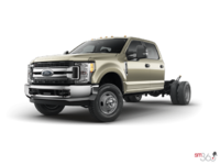 2017 Ford Chassis Cab F-350 XLT | Photo 1 | White Gold