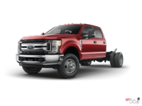 2017 Ford Chassis Cab F-350 XLT | Photo 1 | Ruby Red