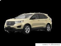 2017 Ford Edge SE | Photo 3 | White Gold Metallic