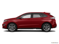 2017 Ford Edge SPORT | Photo 1 | Ruby Red Metallic
