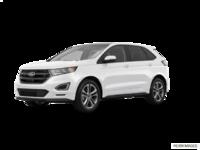 2017 Ford Edge SPORT | Photo 3 | White Platinum Metallic