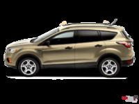 2017 Ford Escape S | Photo 1 | White Gold