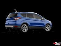 2017 Ford Escape TITANIUM   Photo 2   Lightning Blue