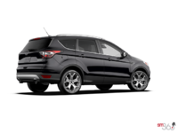 2017 Ford Escape TITANIUM   Photo 2   Shadow Black