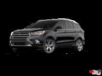 2017 Ford Escape TITANIUM   Photo 3   Shadow Black
