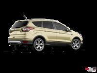 2017 Ford Escape TITANIUM   Photo 2   White Gold