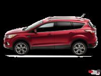 2017 Ford Escape TITANIUM   Photo 1   Ruby Red