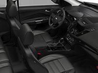 2017 Ford Escape TITANIUM   Photo 1   Charcoal Black Leather