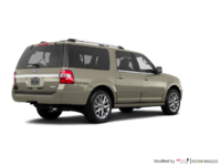 2017 Ford Expedition LIMITED MAX   Photo 2   White Gold Metallic