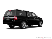 2017 Ford Expedition LIMITED MAX   Photo 2   Shadow Black