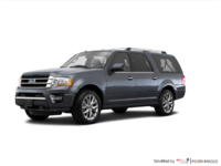 2017 Ford Expedition LIMITED MAX   Photo 3   Magnetic Metallic