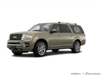 2017 Ford Expedition LIMITED MAX   Photo 3   White Gold Metallic