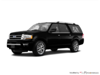 2017 Ford Expedition LIMITED MAX   Photo 3   Shadow Black