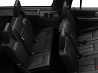 2017 Ford Expedition LIMITED MAX   Photo 2   Ebony Leather with perforated inserts