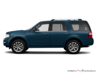 2017 Ford Expedition LIMITED | Photo 1 | Blue Jeans Metallic
