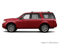 2017 Ford Expedition LIMITED | Photo 1 | Ruby Red Metallic