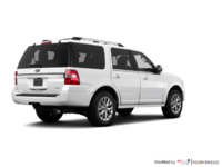 2017 Ford Expedition LIMITED | Photo 2 | White Platinum Metallic