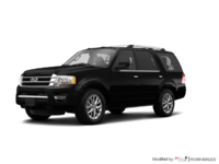 2017 Ford Expedition LIMITED | Photo 3 | Shadow Black