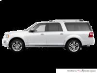 2017 Ford Expedition PLATINUM MAX   Photo 1   White Platinum Metallic