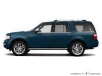 2017 Ford Expedition PLATINUM | Photo 1 | Blue Jeans Metallic