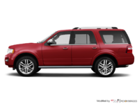 2017 Ford Expedition PLATINUM | Photo 1 | Ruby Red Metallic