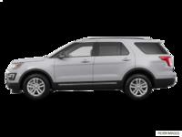 2017 Ford Explorer XLT | Photo 1 | Ingot Silver