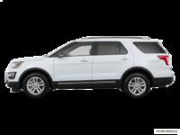 2017 Ford Explorer XLT | Photo 1 | Oxford White