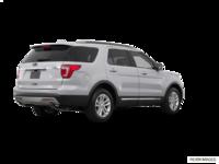 2017 Ford Explorer XLT | Photo 2 | Ingot Silver