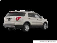 2017 Ford Explorer XLT | Photo 2 | White Gold