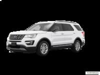 2017 Ford Explorer XLT | Photo 3 | White Platinum