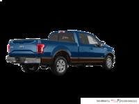 2017 Ford F-150 LARIAT | Photo 2 | Blue Jeans Metallic/Caribou