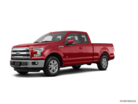 2017 Ford F-150 LARIAT | Photo 3 | Ruby Red Metallic