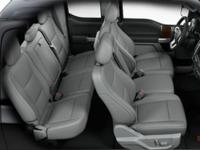 2017 Ford F-150 LARIAT | Photo 2 | Medium Earth Grey Leather Bench (EG)