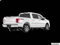 2017 Ford F-150 PLATINUM | Photo 2 | White Platinum Metallic