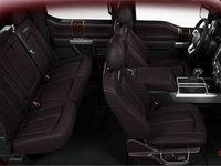 2017 Ford F-150 PLATINUM | Photo 2 | Brunello Unique Leather