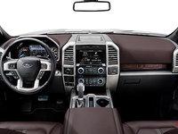 2017 Ford F-150 PLATINUM | Photo 3 | Brunello Unique Leather