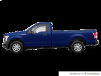 2017 Ford F-150 XL | Photo 1 | Lightning Blue