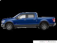 2017 Ford F-150 XLT | Photo 1 | Lightning Blue/Magnetic