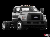 2017 Ford F-650 SD Gas Pro Loader | Photo 1 | Ingot Silver Metallic