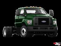2017 Ford F-650 SD Gas Pro Loader | Photo 1 | Green Gem Metallic