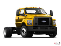 2017 Ford F-650 SD Gas Pro Loader | Photo 1 | School Bus Yellow