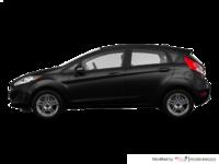 2017 Ford Fiesta Hatchback SE | Photo 1 | Shadow Black