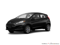 2017 Ford Fiesta Hatchback SE | Photo 3 | Shadow Black