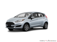 2017 Ford Fiesta Hatchback SE | Photo 3 | Ingot Silver