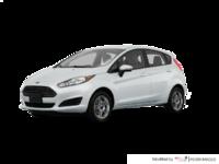 2017 Ford Fiesta Hatchback SE | Photo 3 | Oxford White